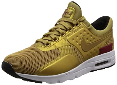 brand new 40efb 25531 Nike Women s Air Max Zero QS Gold