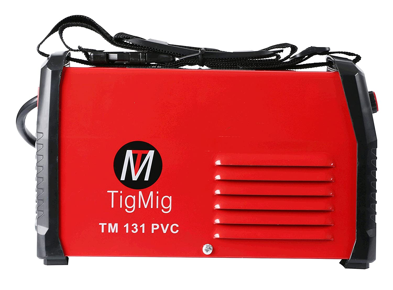 Schwei/ßinverter TM 131 PVC 130 AMP E-Hand-ELEKTRODE BEI ??PVC und Zus/ätze