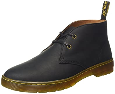 96c42557084 Dr. Martens Men s Cabrillo Wyoming Black Ankle Boots Desert  Amazon ...