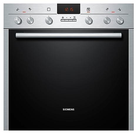 Siemens HE23GU512 - Horno (67 L, 11400 W, Eléctrico, Incorporado ...