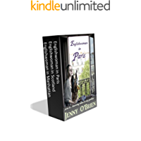 The Englishwoman Trilogy: Box set of: Englishwoman in Paris, Englishwoman in Scotland, Englishwoman in Manhattan