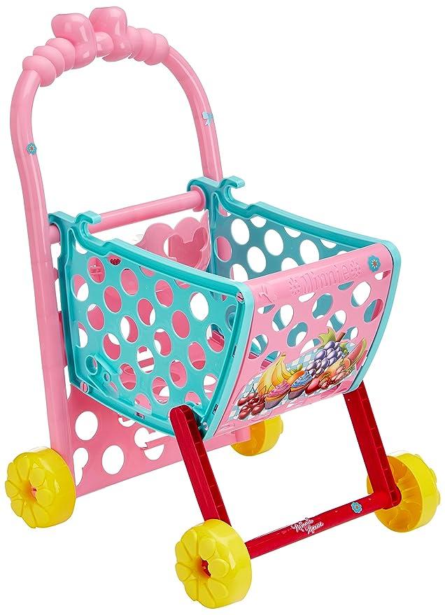 Minnie Mouse - Carrito de Compras con Accesorios (IMC Toys 181724): Amazon.es: Juguetes y juegos