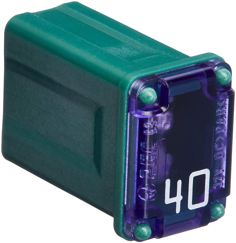 Bussmann FMM-40 Micro Female slow Blow Maxi Fuse Green