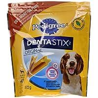 Pedigree Dentastix Oral Care Treats for Dogs - Original - Medium - 40 Sticks