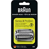 Braun Series 3 32S Foil & Cutter Replacement Head, Compatible with Models 3000s, 3010s, 3040s, 3050cc, 3070cc, 3080s…