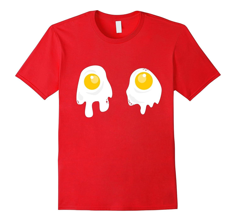 Fried Eggs - Breakfast Shirt-T-Shirt