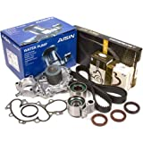 Evergreen TBK271MWPA2 Compatible With Toyota Pickup 3.4 DOHC 5VZFE Timing Belt Kit AISIN Water Pump