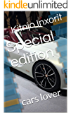 Special edition: cars lover (English Edition)
