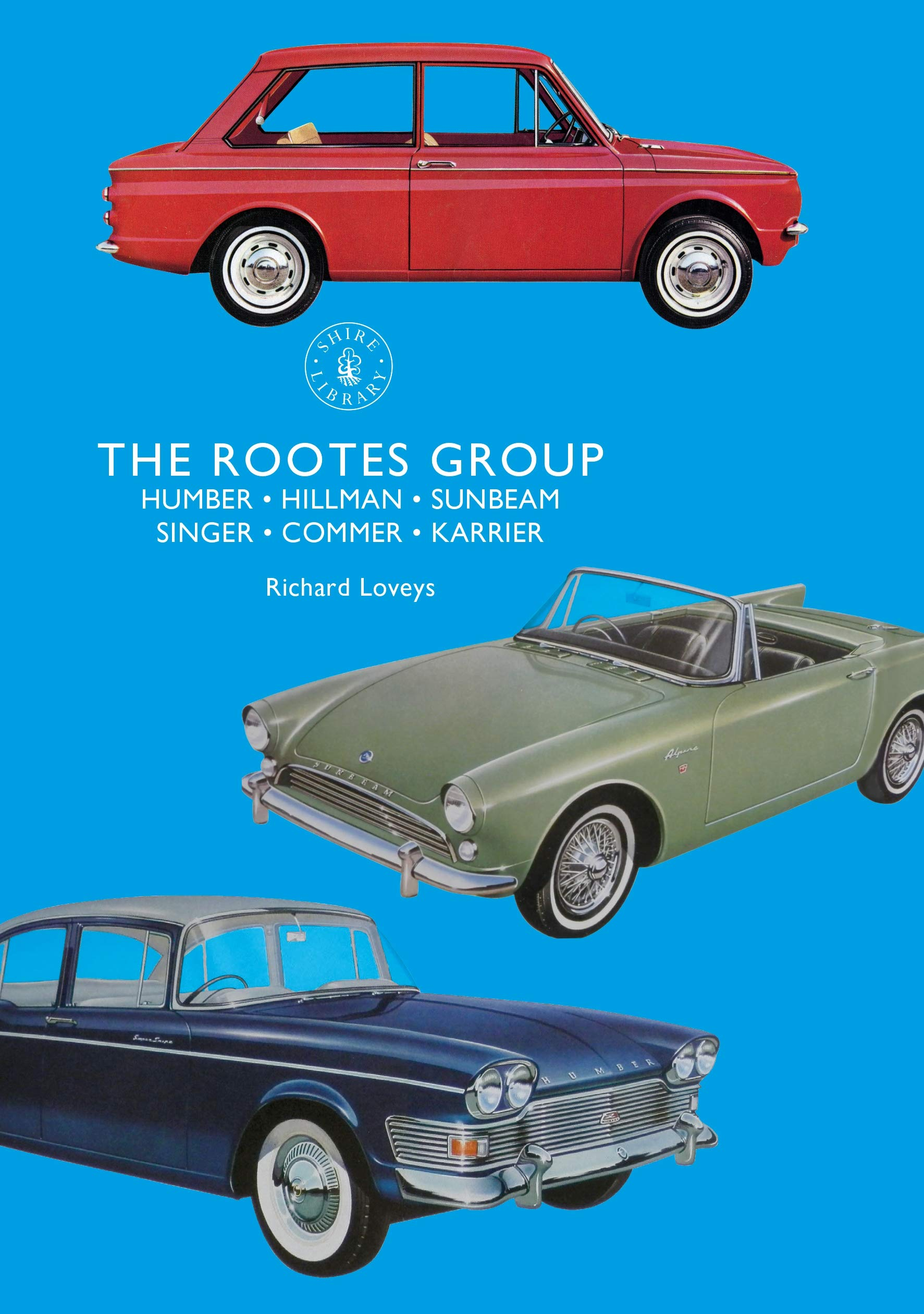 Sunbeam Humber Rootes parts lists Hillman Singer