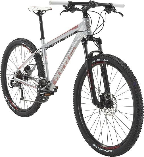 Berg Bikes Bicicleta Montaña Plata M: Amazon.es: Deportes y aire libre