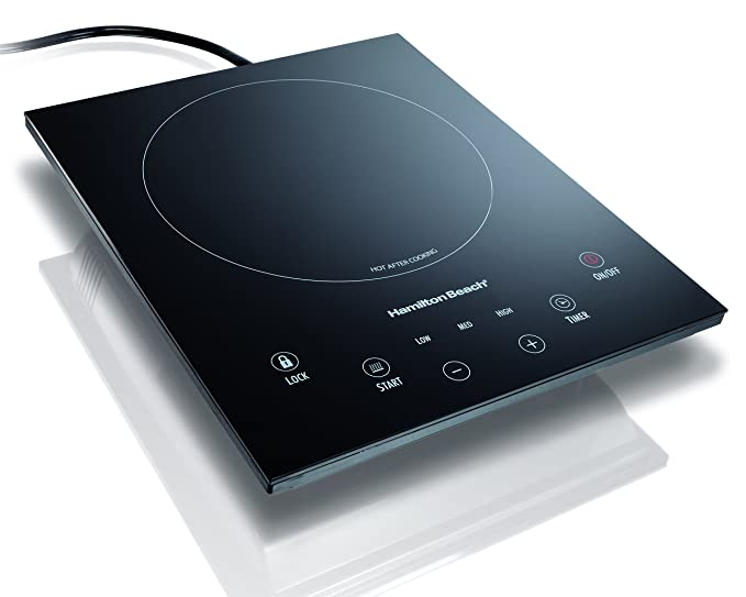 Hamilton Beach 34102 Portable Induction Cooktop