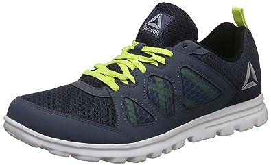 1a6d63617e5238 Reebok Men s Run Affect Xtreme Multicolor Running Shoes-10 UK India (44.5 EU