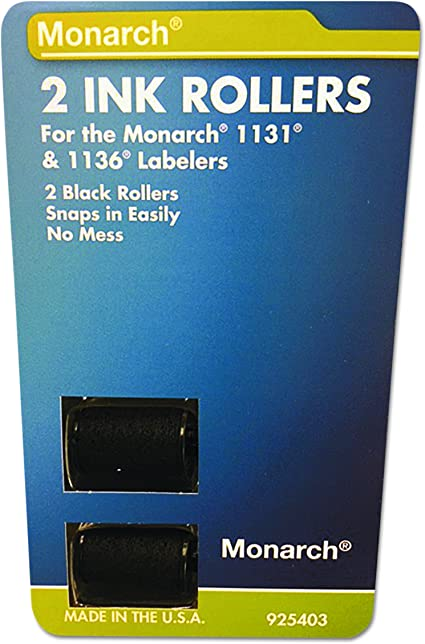 MNK925403 Monarch Marking 925403 Replacement Ink Rollers