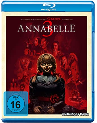 Re: Annabelle 3 / Annabelle Comes Home (2019)