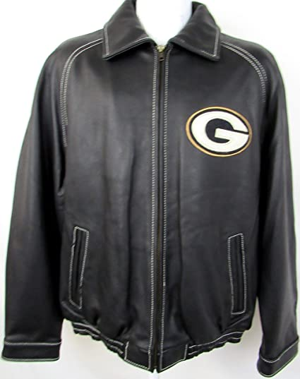 637ffdf8 Amazon.com : G-III Sports Green Bay Packers Mens Medium Embroidered ...