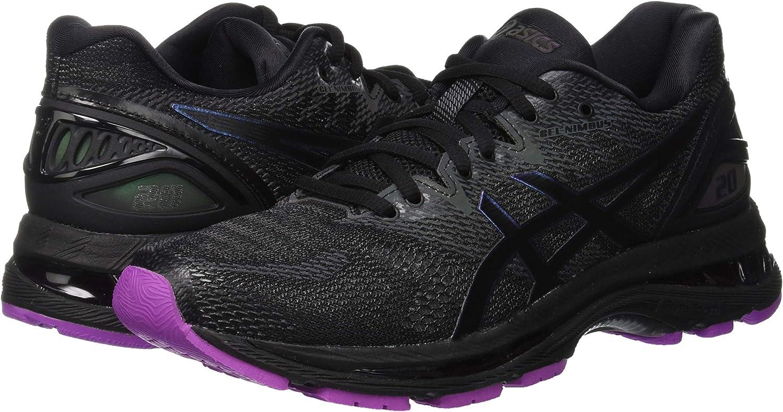 Asics Gel-Nimbus 20 Lite-Show, Zapatillas de Running para Mujer: Amazon.es: Zapatos y complementos