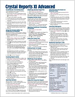 Crystal Reports XI Quick Reference Guide: Introduction