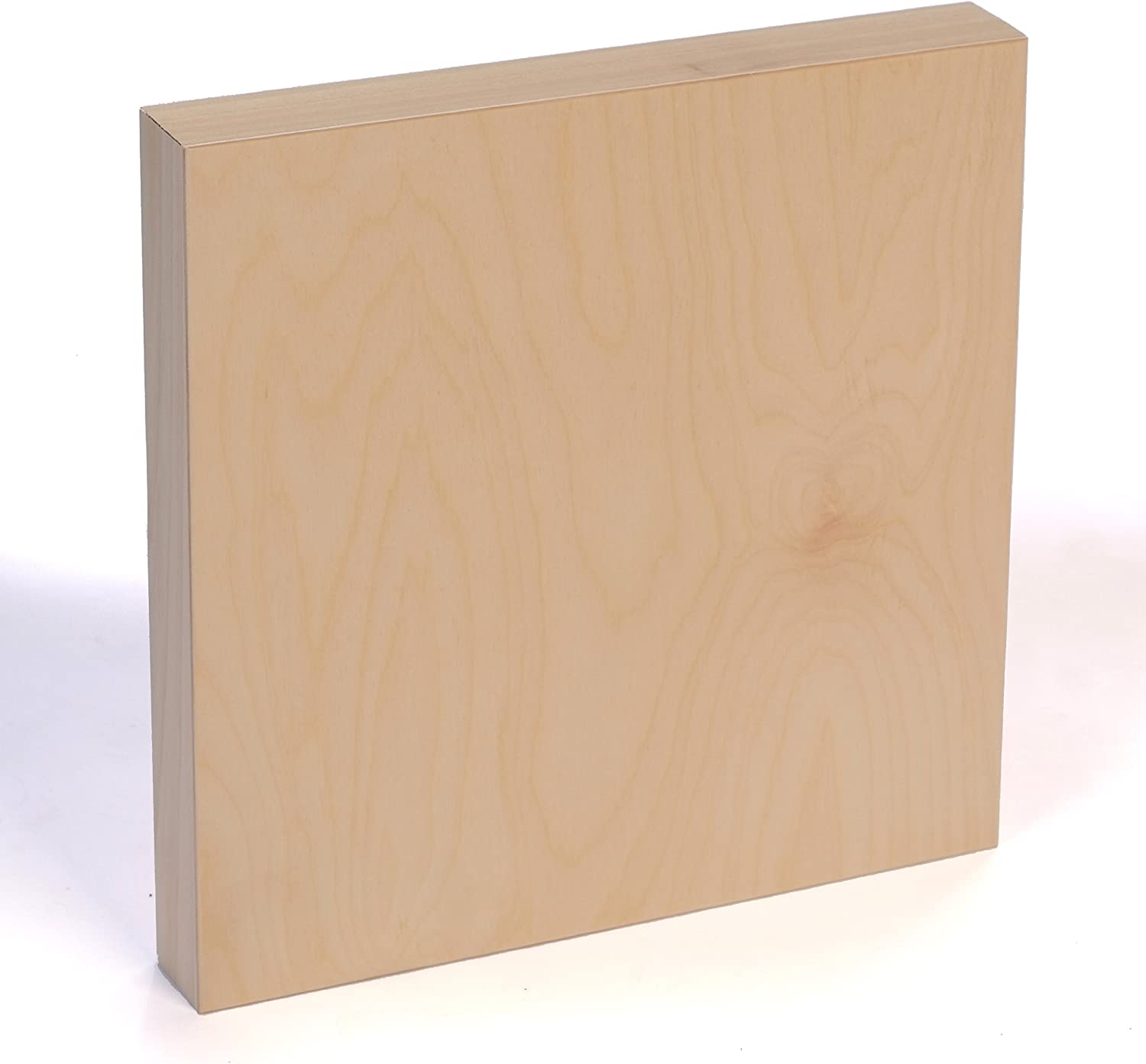 American Easel 4 Inch by 4 Inch by 7//8 Inch Deep Cradled Painting Panel