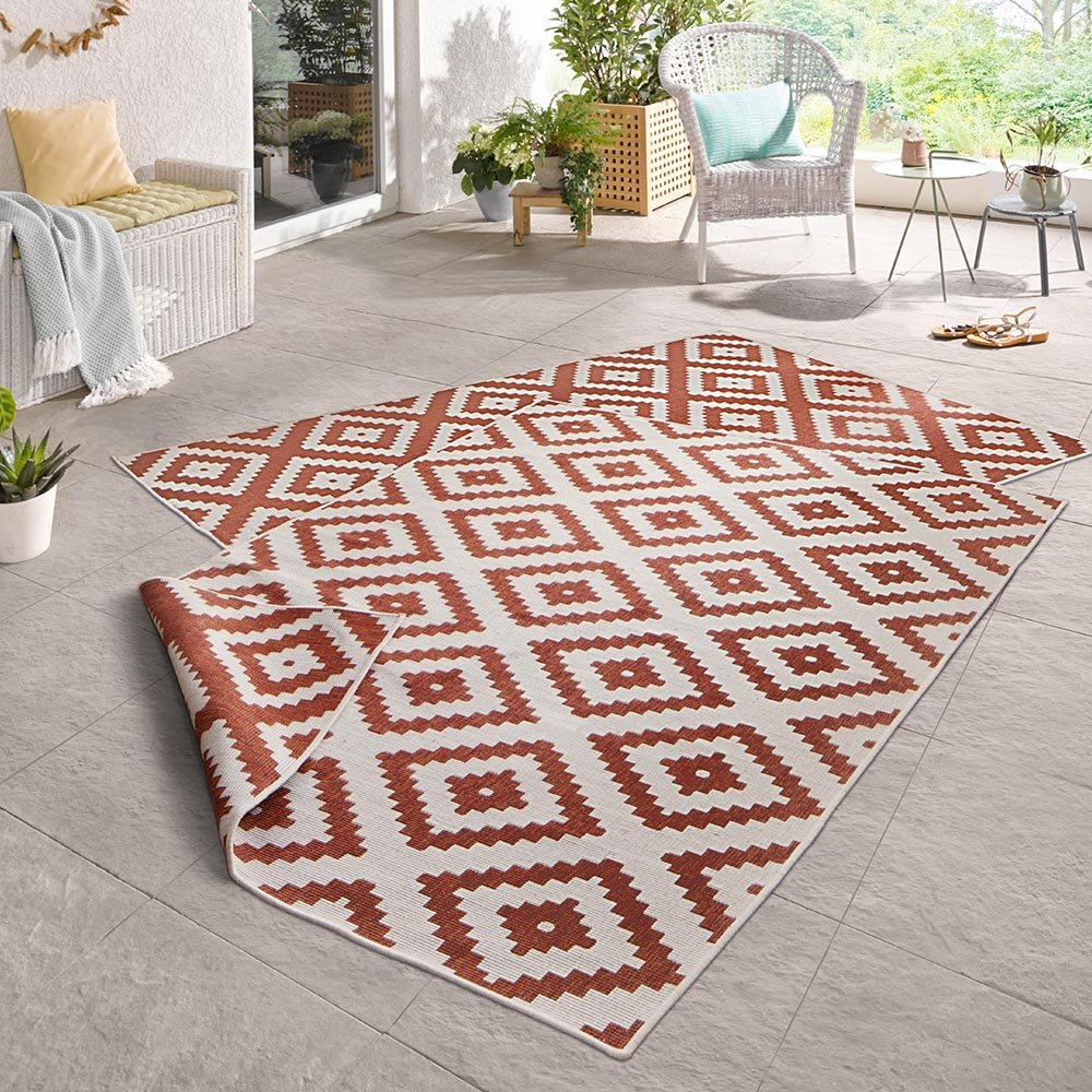 Bougari Terracotta Malta Wendeteppich In Und Outdoorteppich