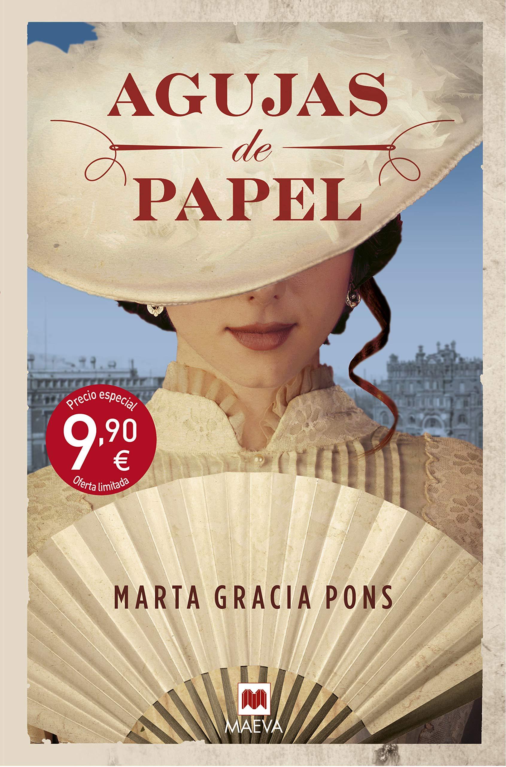 Agujas de papel Especial (Grandes Novelas): Amazon.es: Gracia Pons ...