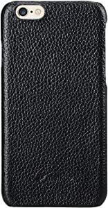 Melkco Premium Leather Snap Cover for Apple iPhone 6 - Retail Packaging - Black