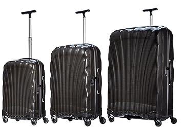 modern techniques how to get shopping Amazon.com   Samsonite Luggage Black Label Cosmolite 3 Piece ...
