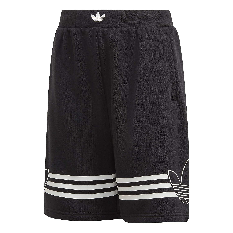 2c5fd7caeb4 Amazon.com: adidas Originals Outline Shorts Short Sleeve T-Shirt ...