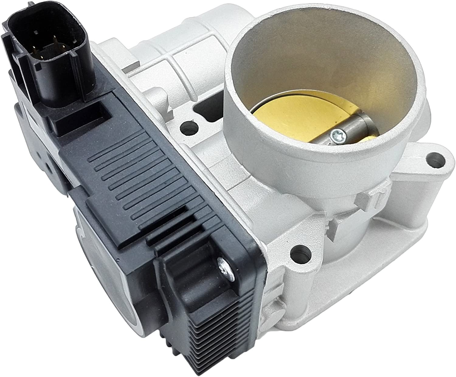 New Throttle Body Assembly For 2002-2006 Sentra 1.8L-L4 50mm 16119-AU003