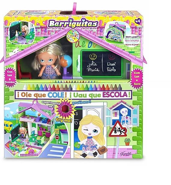 Barriguitas - Ole Que Cole (Famosa 700012398): Amazon.es: Juguetes y juegos
