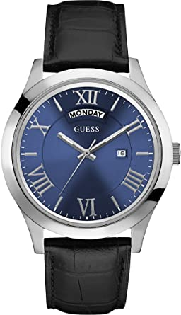 17caadc175a Amazon.com  GUESS- Metropolitan Men s Watches W0792G1  Guess  Watches