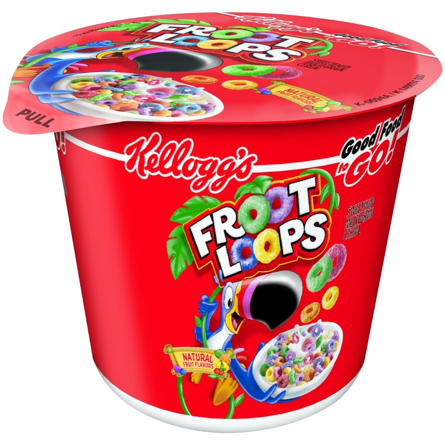 Amazon.com : Apple Jacks Cereal-in-a-Cup, 1.5-Ounce Cups