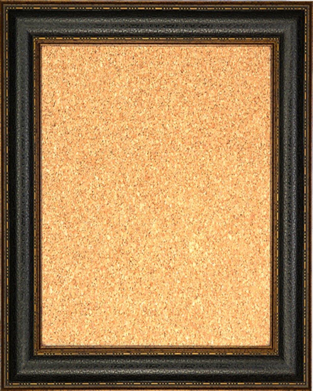 best Framed Cork Board 24\