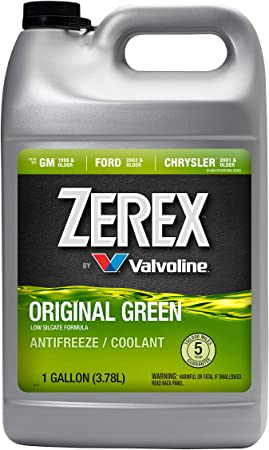 Zerex Original Green Antifreeze