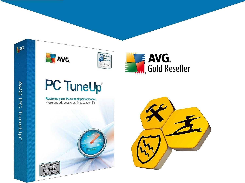 Avg pc TuneUp Utilities PRO 2016 2 Years - 10 Users: Amazon.ca ...