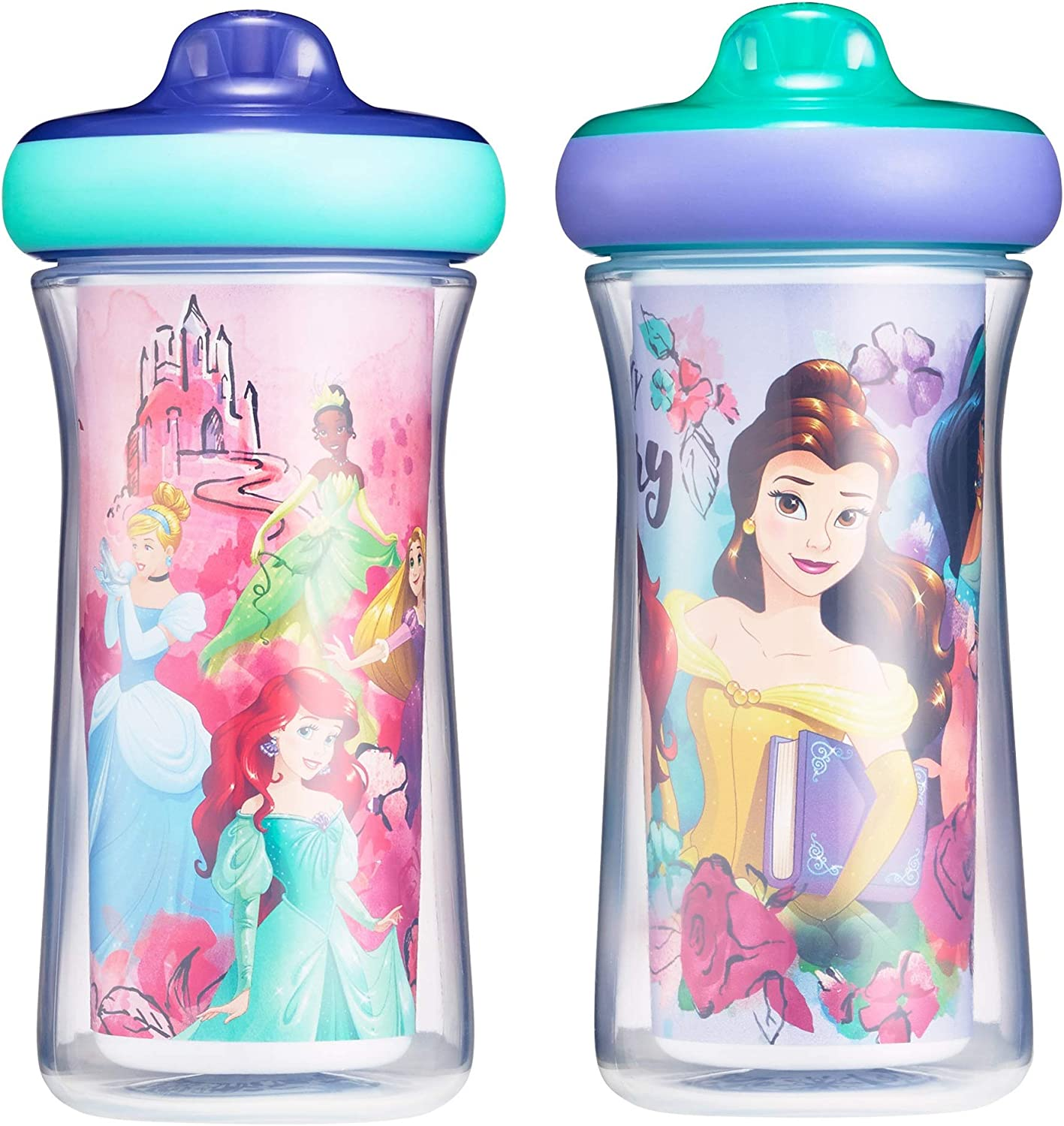 The First Years Disney Princess Sippy Cups