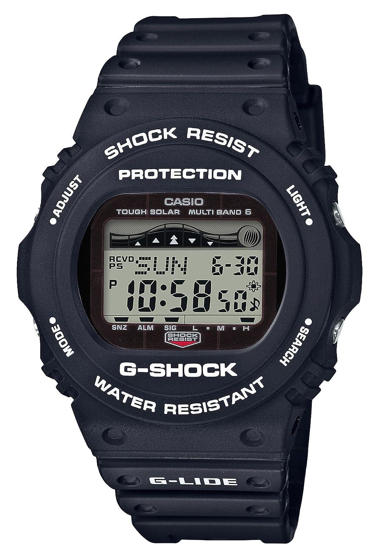 [カシオ]CASIO 腕時計 G-SHOCK ジーショック G-LIDE 電波ソーラー GWX-5700CS-1JF メンズ B07CKYV516
