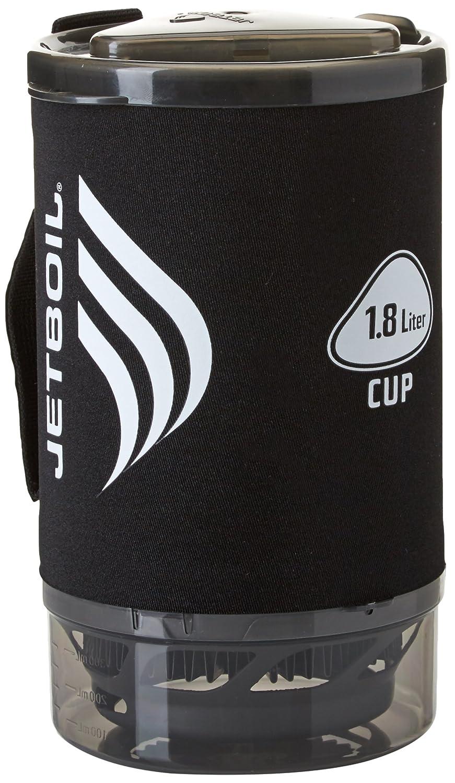 Jetboil Becher FluxRing Spare Cup, Carbon, One Größe, CCP180-18L-EU