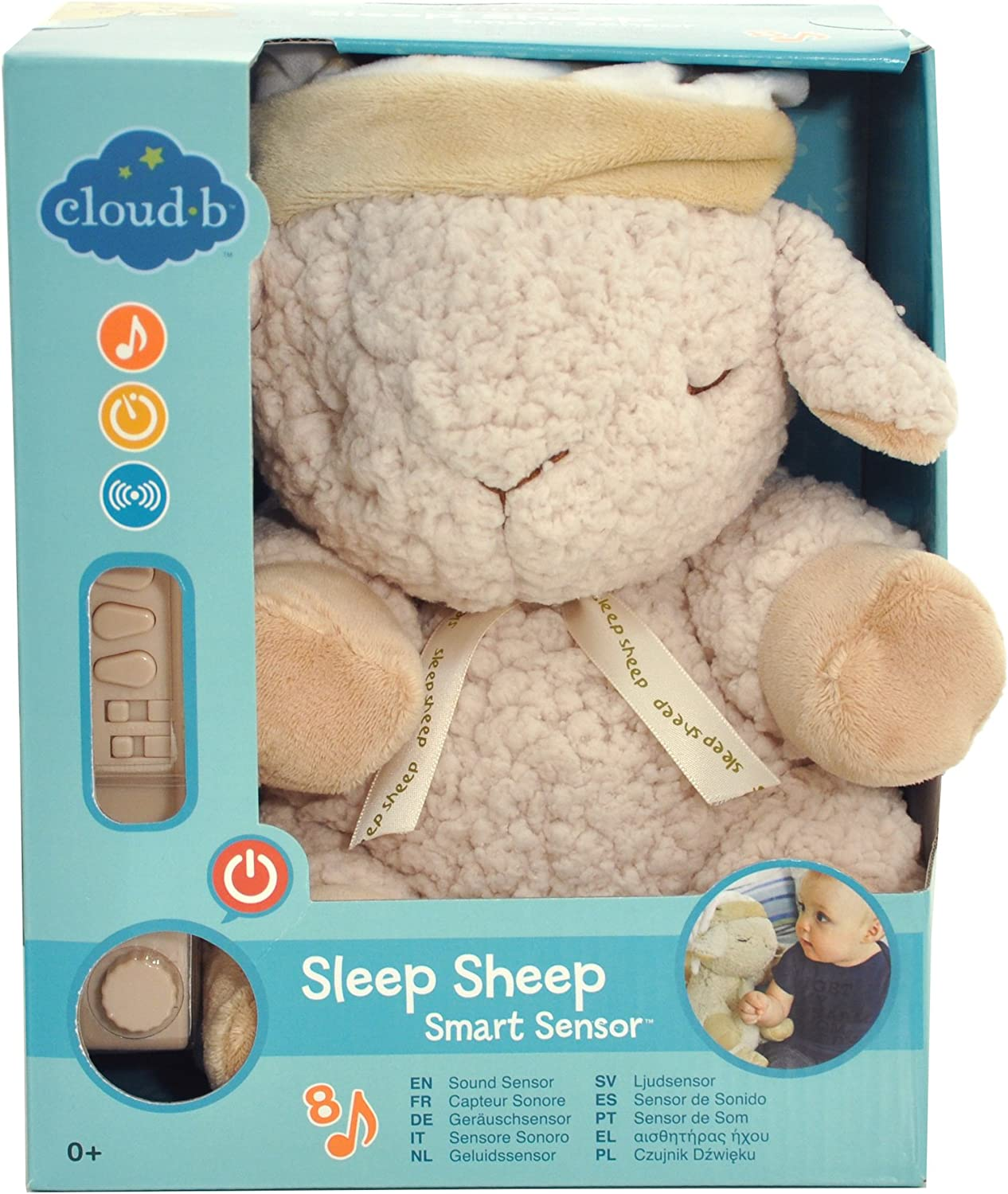 Sound Sensing Sleep Sheep