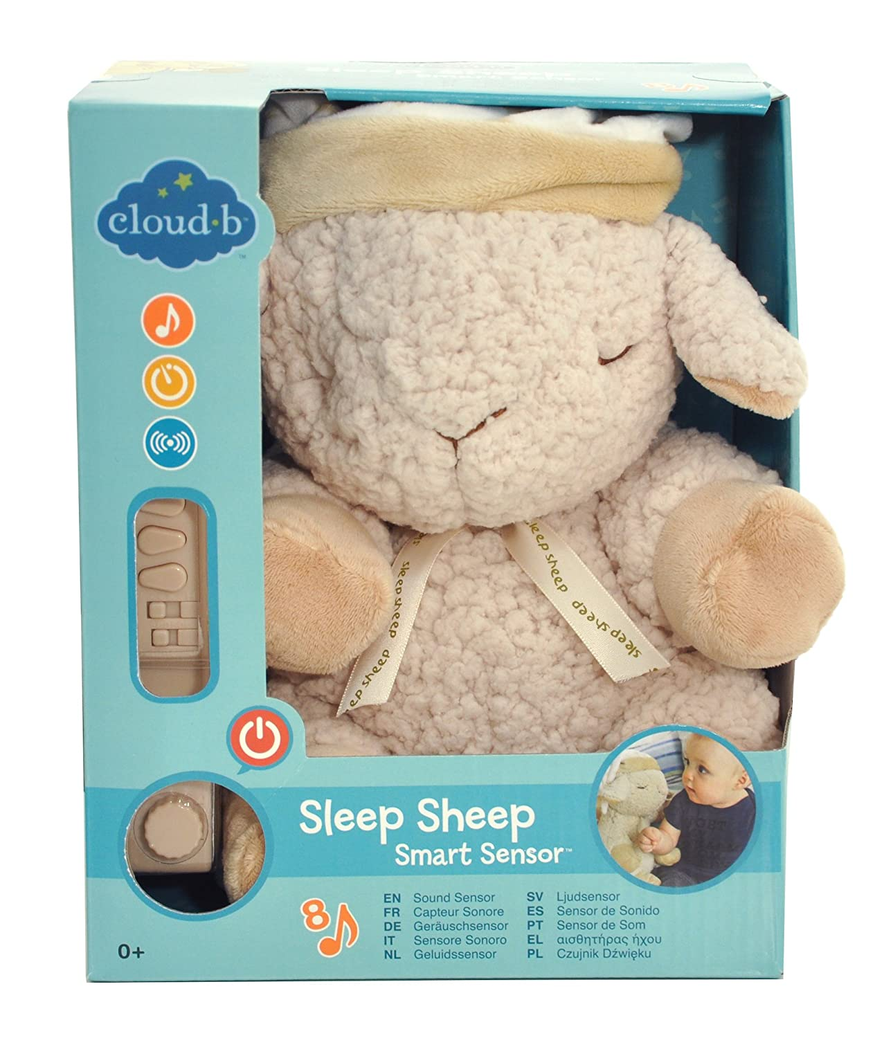 Cloud B Smart Sensor Night Light Sheep