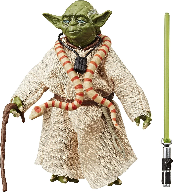 Yoda Star Wars Empire Strikes Back 40th Anniversary Retro Collection Kenner