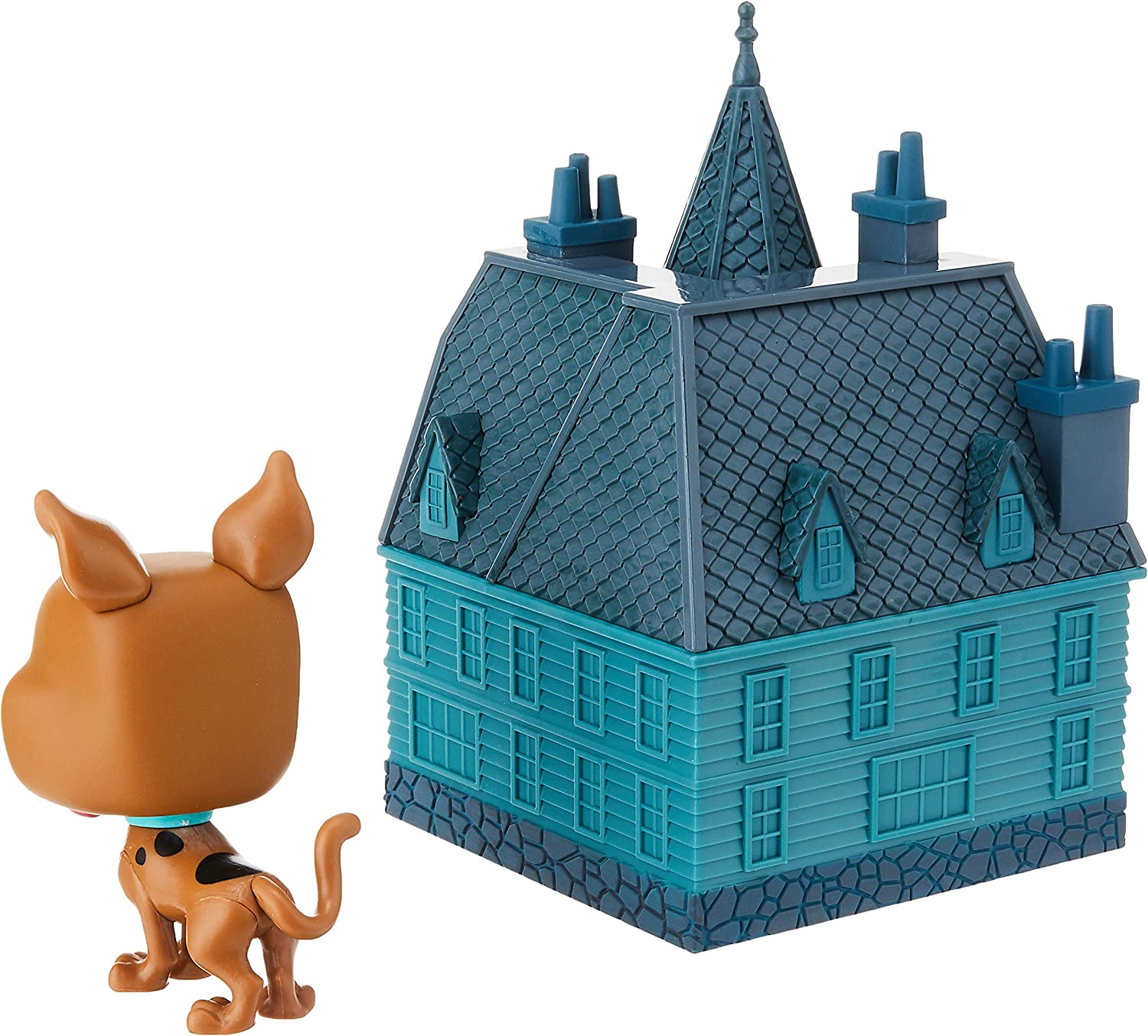 Haunted Mansion 40203 Town Scooby Doo Funko Pop
