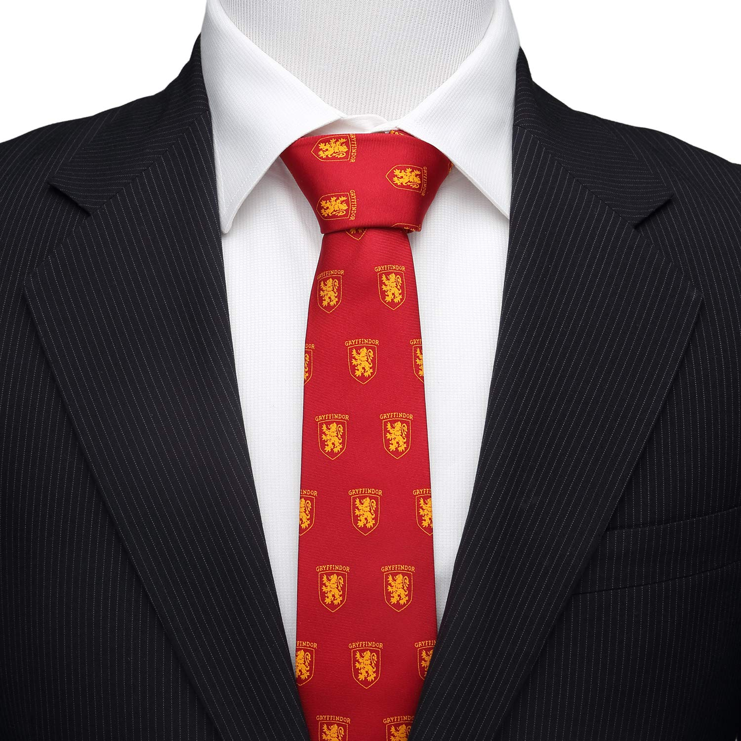 Corbata Gryffindor de Harry Potter, producto oficial: Amazon.es ...