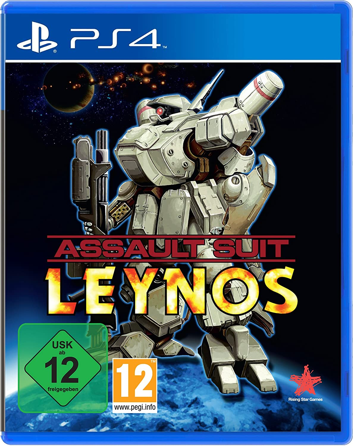 Assault Suit Leynos [Importación Alemana]: Amazon.es ...