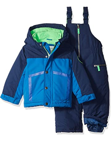 5ee77ad4c Carter's Boys' Heavyweight 2-Piece Skisuit Snowsuit
