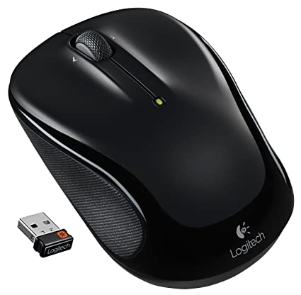 logitech m325 wireless optical mouse - victorian
