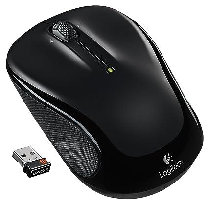 8c58b8c147e Logitech M325 Wireless Mouse, Black (910-002974): Amazon.ca: Computers &  Tablets