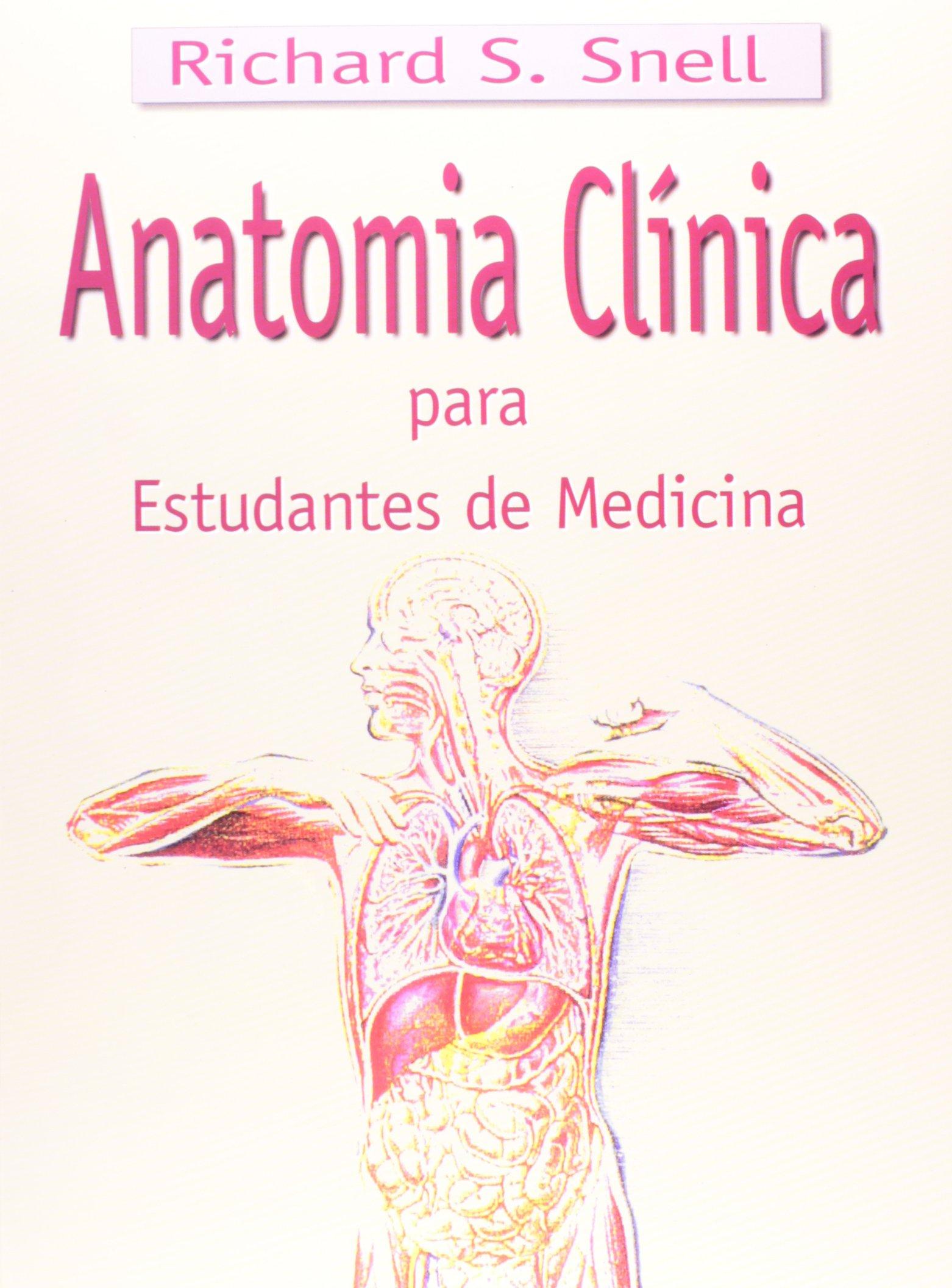 Anatomia Clínica Para Estudantes De Medicina Em Portuguese do Brasil ...