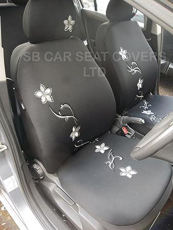 Sb Group Car Seat Covers Diamante Set