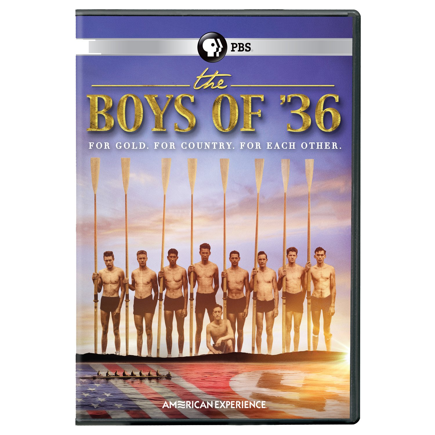 American Experience: The Boys of '36 by PBS Home Video