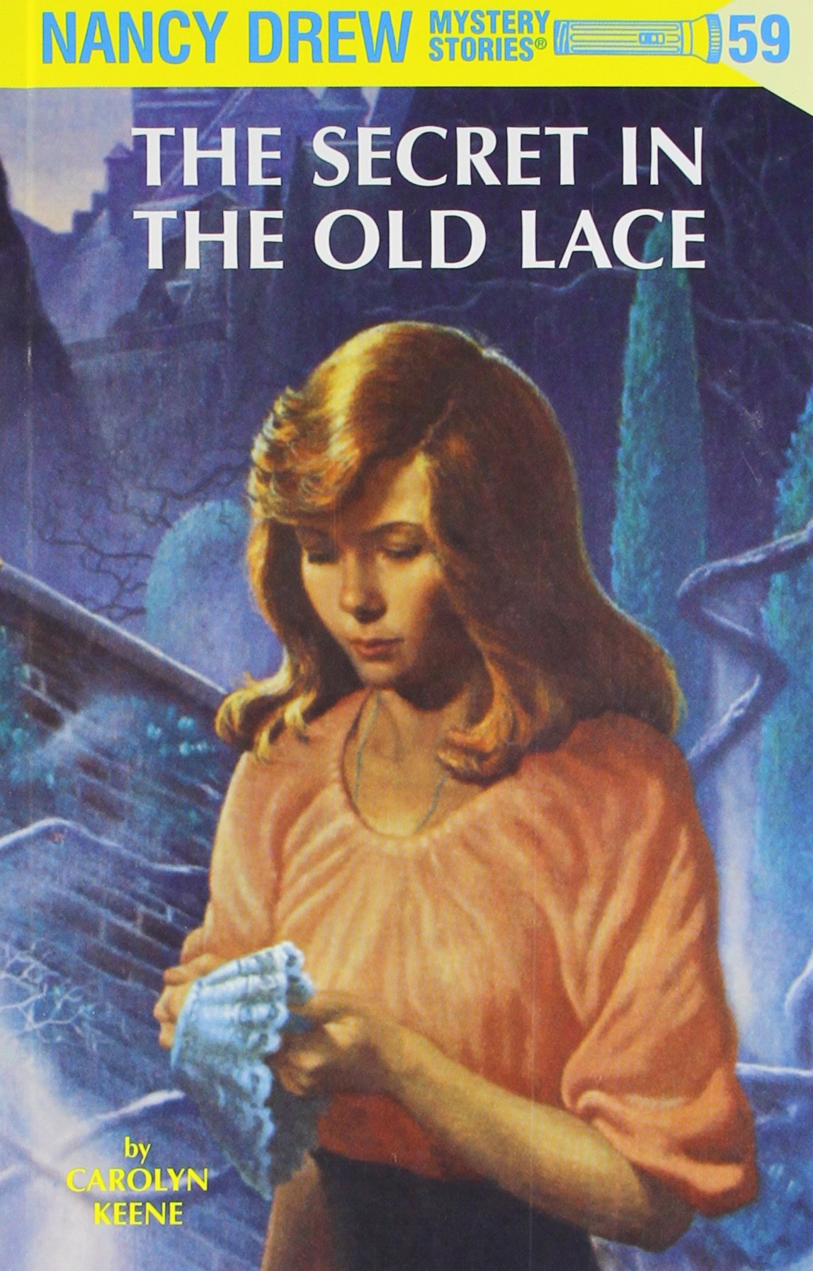 The Secret in the Old Lace (Nancy Drew Mystery Stories, No. 59) ebook